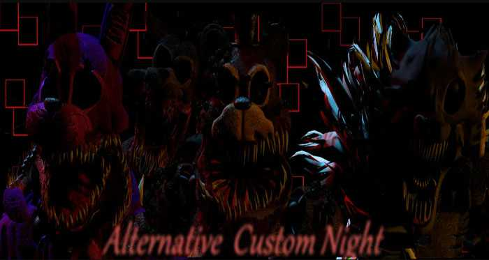 Alternative Ultimate Custom Night Free Download