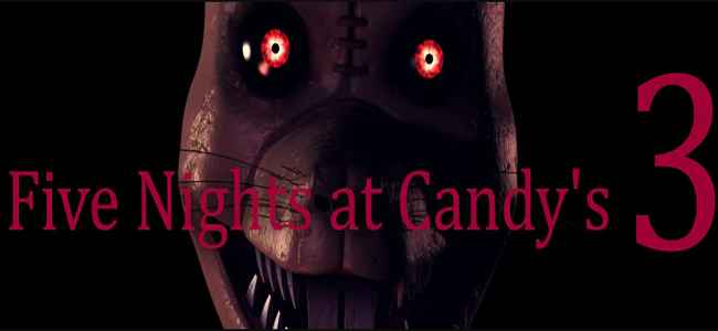 Five Nights at Candy's 3 (Official) Screenshots