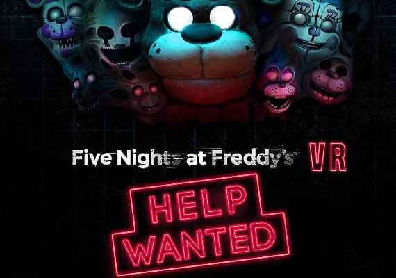 Five Nights at Freddy's VR: Help Wanted Screenshots