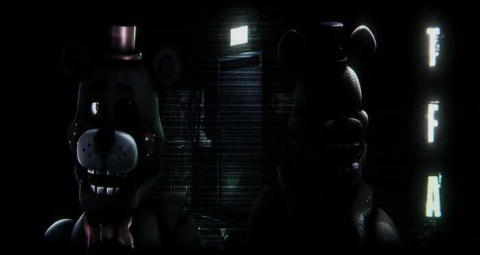 [The Fredbear Archives] APK Free Download