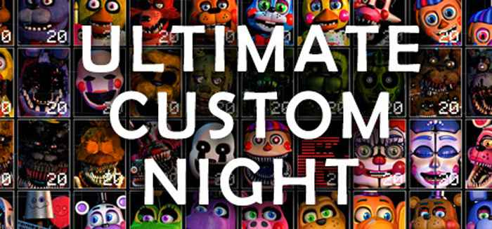 Ultimate Custom Night Screenshots