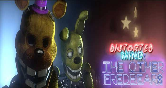 Distorted Mind: The Other Fredbear's Free Download