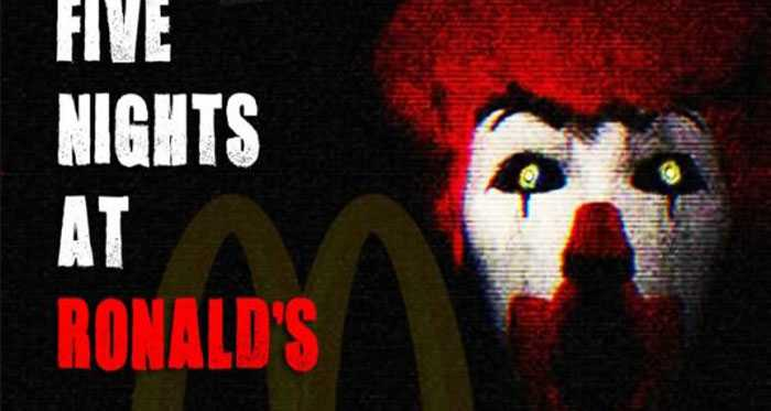 Five Nights at McDonalds Free Download
