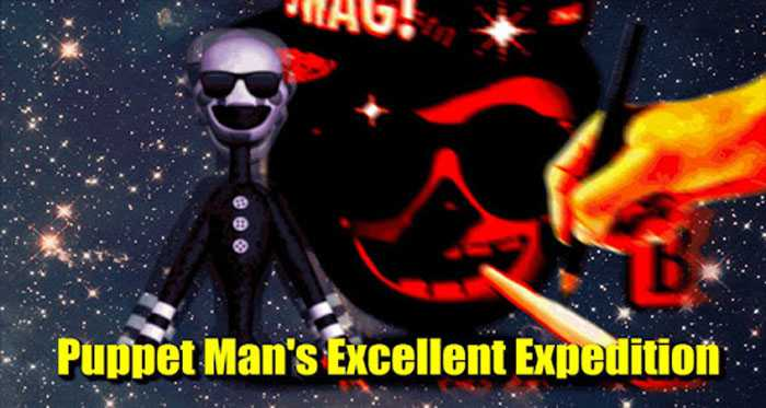 FNAFB: Puppet Man's Excellent Expedition Free Download