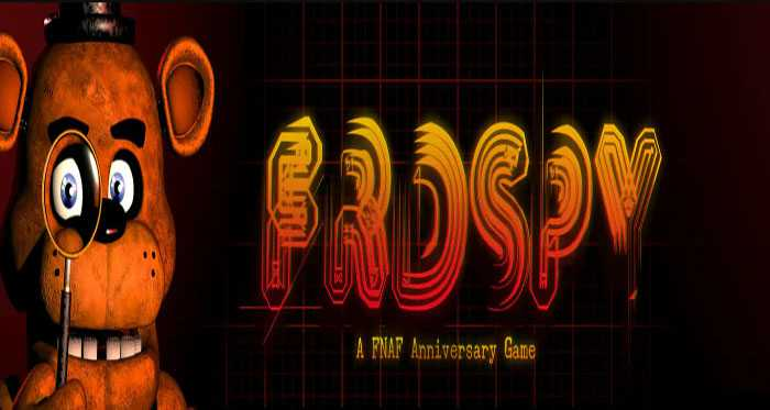 FRDSPY – A FNAF Anniversary Game! Free Download
