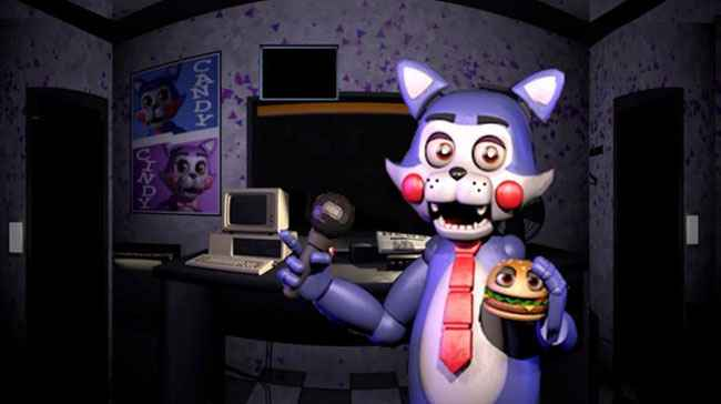 Candy's Ultimate Custom Night Free Download