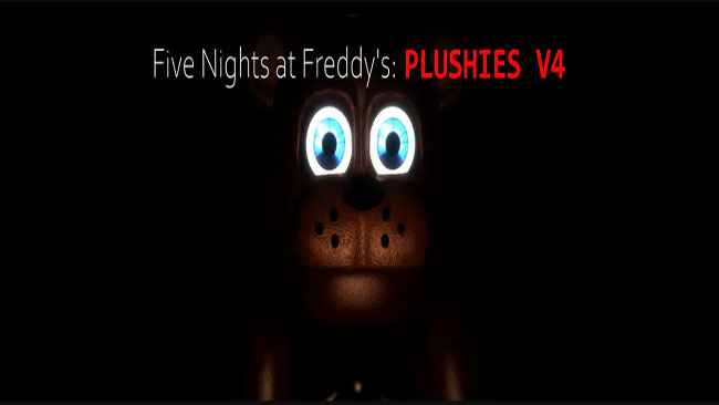 Five Nights at Freddy's Plushies 1 V4 Free Download