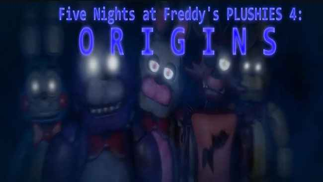 Five Nights at Freddy's: PLUSHIES 4 Origins (CHAPTER ONE) Free Download