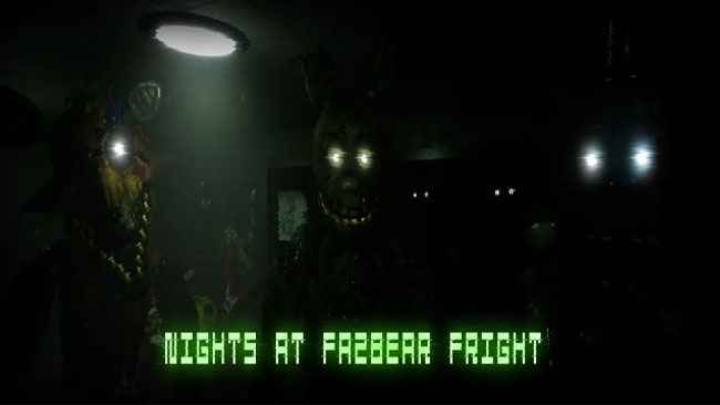 Nights at Fazbear's Fright Free Download