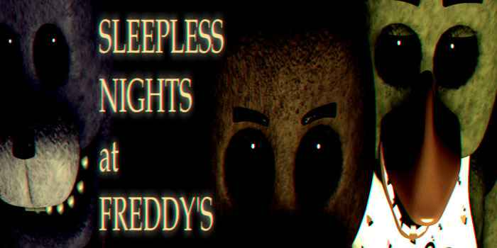 Sleepless Nights at Freddy's (Official) Screenshots
