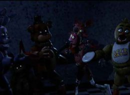 Five Nights at Freddy's: Bloodshed