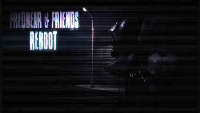 Fredbear and Friends: Reboot