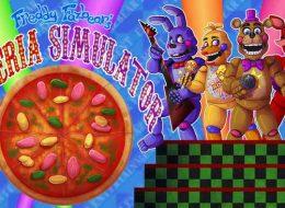 Freddy Fazbear's Pizzeria Simulator 4