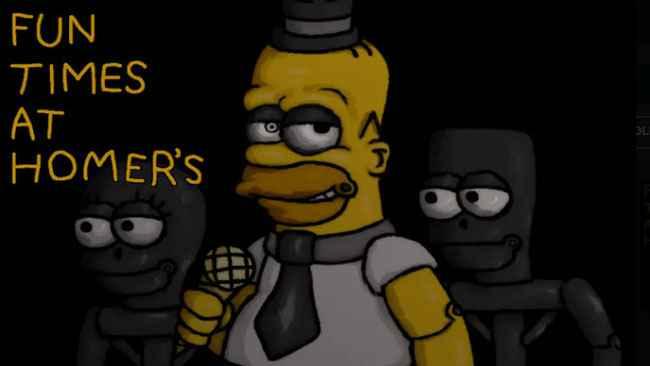 Fun Times at Homer's