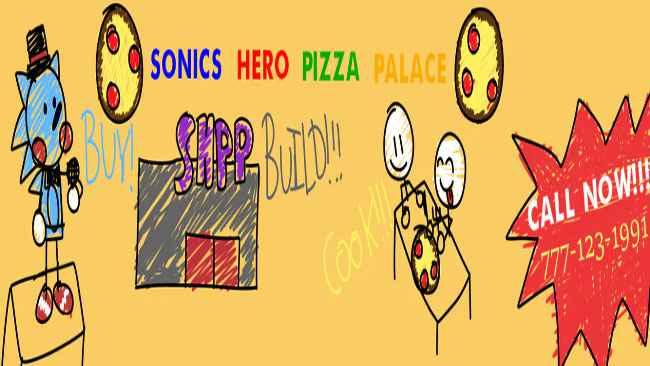 Sonic's Pizzeria Simulator
