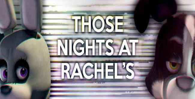Download Those Nights at Rachel's