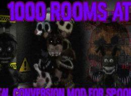 1000 Rooms at Spooky's - A SHoJ FNaF mod! download for PC