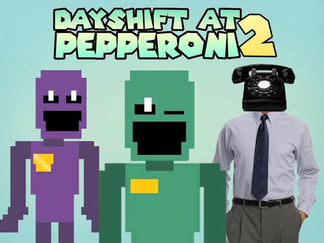 Dayshift at Pepperoni 2 Download for PC