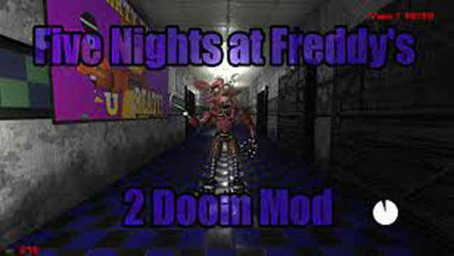 Five Nights at Freddy's 2 Doom Mod Free Download