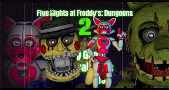 Five Nights at Freddy's: Dungeons 2 Download Free