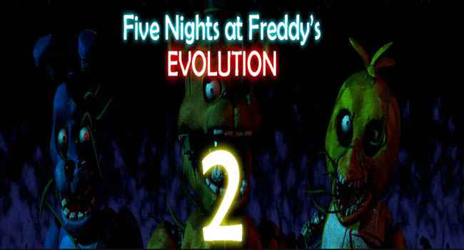 Five Nights at Freddy's Evolution 2 free download games for pc