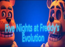 Five Nights At Freddy's Evolution Free Download