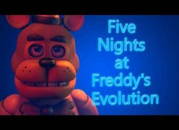 Download Free Five Nights at Freddy's Evolution 2 APK