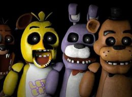 Five Nights at Freddy's MOD APK games free download for android