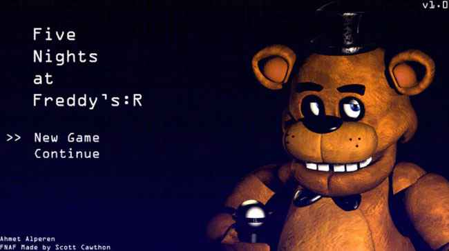 Five Nights at Freddy's: R Free Download