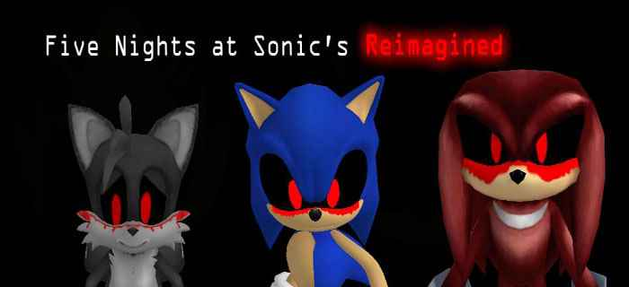 Download Five Nights at Sonic's 2 Reimagined