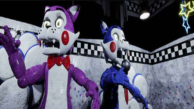 Five Unreal Nights at Candy's Free Download