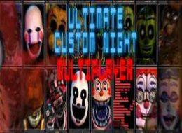 Download Free FNaF Ultimate Custom Night: Multiplayer