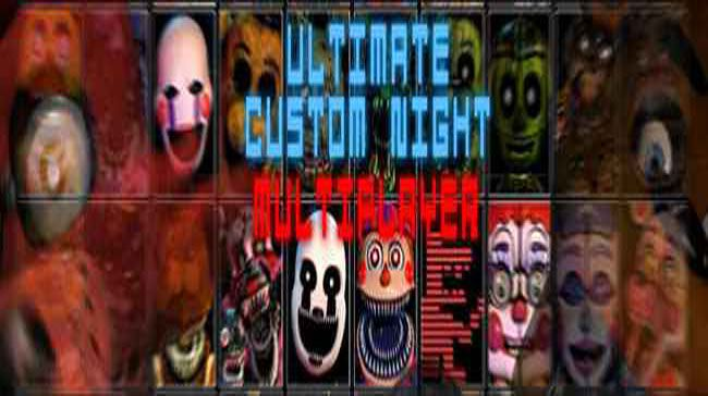 Download Free FNaF Ultimate Custom Night: Multiplayer