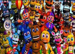 FNaF World DEMO Download for PC