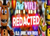 FNaF World Redacted