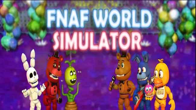 FNaF World Simulator Download for PC