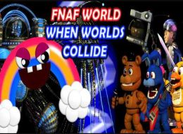 FNAF World: When Worlds Collide MV Edition download for pc