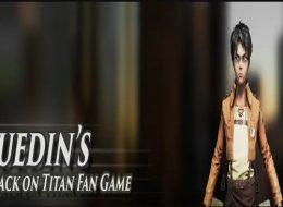 Guedin's Attack on Titan Fan Game Free Download