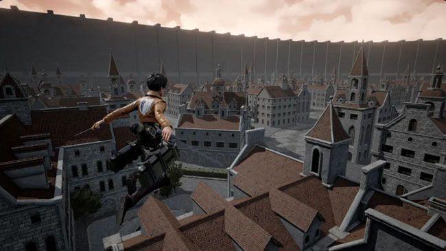Guedin's Attack On Titan Fan Game Free Download At FNAF ...