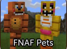 Mod FNAF for MCPE APK download for android games