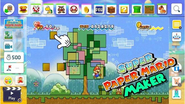 Paper Mario Maker Free Download