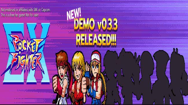 Pocket Fighter EX Free Download