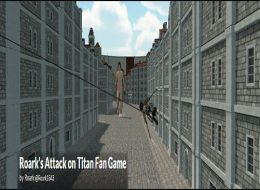 Roark's Attack on Titan Fan Game Free Download