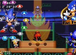Sonic the Hedgehog Time Twisted Free Download
