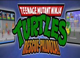 Teenage Mutant Ninja Turtles: Rescue-Palooza! Free Download