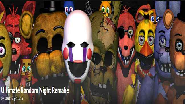 Ultimate Random Night Remake Free Download
