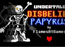 Undertale: Disbelief Papyrus Free Download