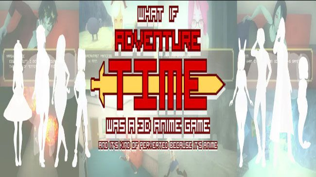 """What if """"Adventure Time"""" was a 3D Anime Game Free Download"""
