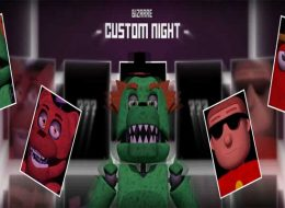 LU | Bizarre Custom Night free download game for pc