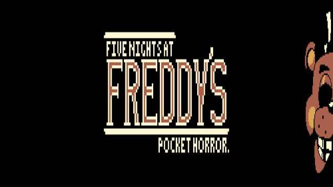 Five Nights at Freddy's - Pocket Horror free gamejolt